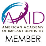 American Academy of Implant Dentistry - logo